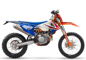 Pot echappement KTM EXC 450 Six Days (2018)