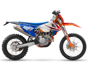 Pot echappement KTM EXC 500 F Six Days (2018)