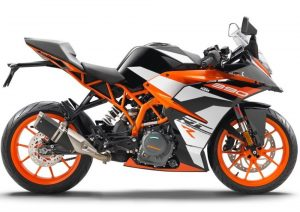 Pot echappement KTM RC 390 R (2018)