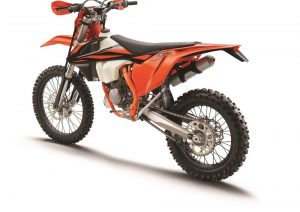Pot echappement KTM XC-W 125 (2019)