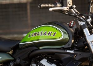 Pot echappement Kawasaki Vulcan Vulcan 70 Mr Martini 650 ABS (2016)
