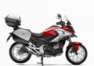 Pot echappement Honda NC750X ABS Travel Edition (2016 -18)