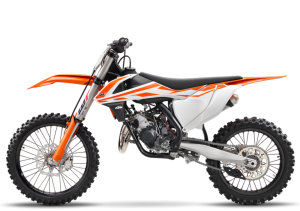 Pot echappement KTM SX 125 (2017)