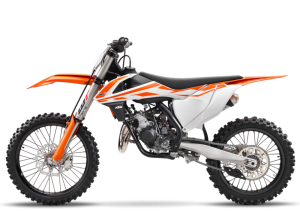 Pot echappement KTM SX 150 (2017)