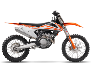 Pot echappement KTM SX 250 F (2017)