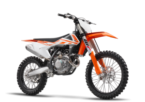 Pot echappement KTM SX 450 F Factory (2017)