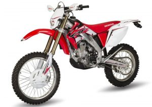 Pot echappement Honda CRF 250 X Enduro (2017)