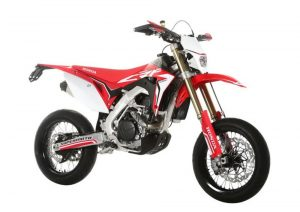 Pot echappement Honda CRF 450 RX Supermoto (2017)