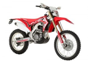Pot echappement Honda CRF 250 R Enduro (2017)
