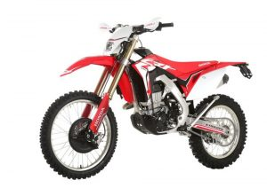 Pot echappement Honda CRF 450 RX Enduro (2017)