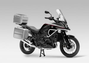 Pot echappement Honda Crosstourer Travel Edition ABS (2015 - 17)