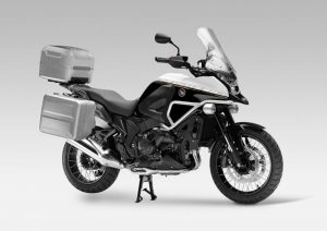 Pot echappement Honda Crosstourer DCT ABS Travel Edition (2015 - 17)