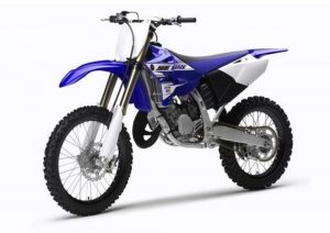 Pot echappement Yamaha YZ 125 (2016)