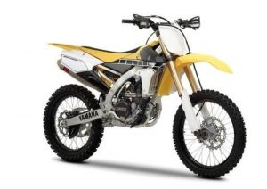 Pot echappement Yamaha YZ 250 F 60th Anniversary (2016)