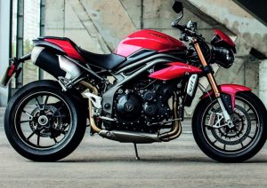 Pot echappement Triumph Speed Triple 1050 S ABS (2016 - 17)