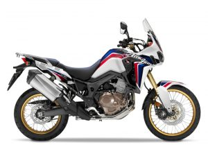 Pot echappement Honda Africa Twin (2016 - 17)