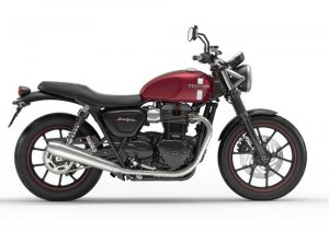 Pot echappement Triumph Street Twin 900 (2016)