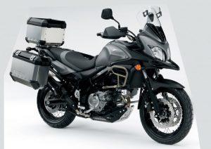 Pot echappement Suzuki V-Strom 650 XT ABS Acc (2014 - 15)