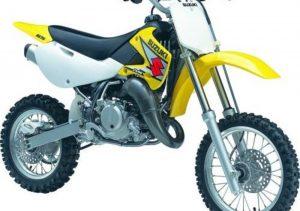 Pot echappement Suzuki RM 65 (2003 - 06)