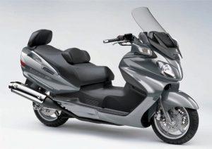 Pot echappement Suzuki Burgman 650 Executive ABS (2006 - 12)