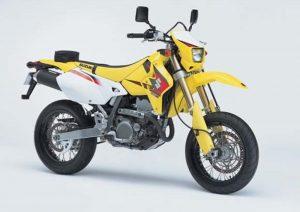 Pot echappement Suzuki DR-Z 400 SM (2005 - 06)