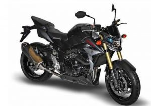 Pot echappement Suzuki GSR 750 ABS Mat Black L.E. (2010 - 14)