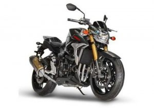 Pot echappement Suzuki GSR 750 ACC ABS (2014 - 15)
