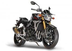 Pot echappement Suzuki GSR 750 Mat Black L.E. (2013 - 14)