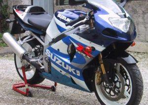 Pot echappement Suzuki GSX R 1000 (2000 - 02)