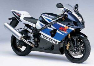 Pot echappement Suzuki GSX R 1000 (2003 - 04)