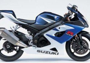 Pot echappement Suzuki GSX R 1000 (2005 - 06)
