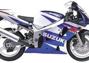 Pot echappement Suzuki GSX R 600 (2001 - 03)