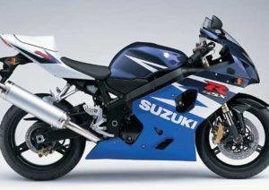 Pot echappement Suzuki GSX R 600 (2004 - 05)