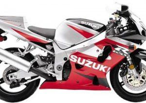 Pot echappement Suzuki GSX R 750 (1999 - 03)
