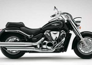 Pot echappement Suzuki Intruder M 1800 R (2007 - 08)
