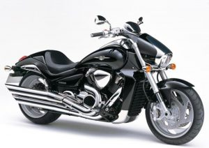 Pot echappement Suzuki Intruder M 1800 R (2009 - 14)