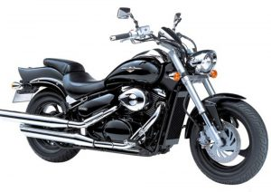 Pot echappement Suzuki Intruder M 800 (2005 - 08)