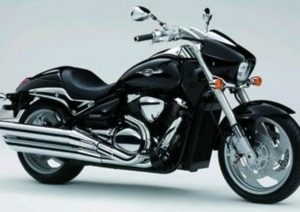 Pot echappement Suzuki Intruder VZ 1500