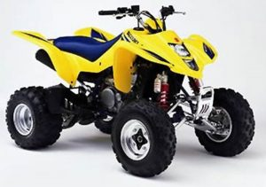Pot echappement Suzuki Quad Sport Z-400