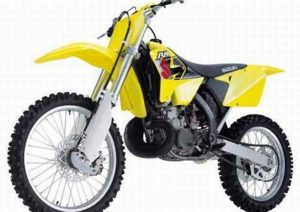 Pot echappement Suzuki RM 250 (2002 - 03)