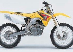 Pot echappement Suzuki RM 450 Z (2005 - 06)