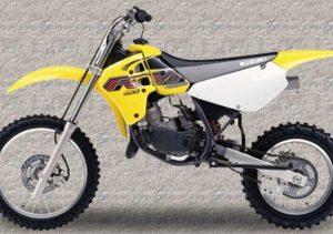 Pot echappement Suzuki RM 80