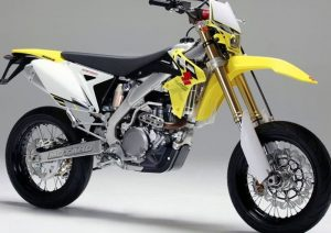 Pot echappement Suzuki SM 450 X (2015)