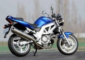 Pot echappement Suzuki SV 650 (2003 - 06)