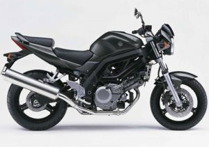 Pot echappement Suzuki SV 650 (2006 - 11)