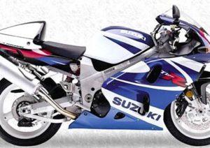 Pot echappement Suzuki TL 1000 R (1998 - 02)