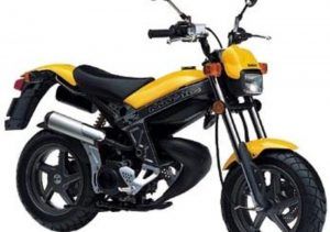 Pot echappement Suzuki TR 50 Street Magic (1999 - 02)