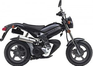 Pot echappement Suzuki TR 50 Street Magic S (1998 - 02)