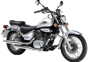 Pot echappement Suzuki VL 250 Intruder