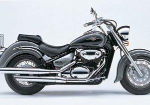 Pot echappement Suzuki VL 800 Intruder C (2005 - 06)